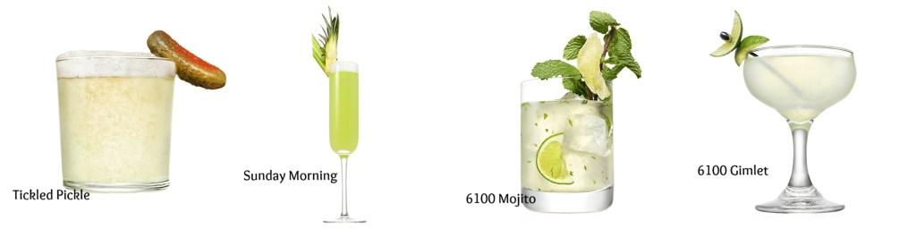 Inspiring Kitchen vdka cocktails gift guide