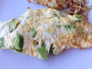 Inspiring Kitchen Puerto Vallarta Omelette Avocado