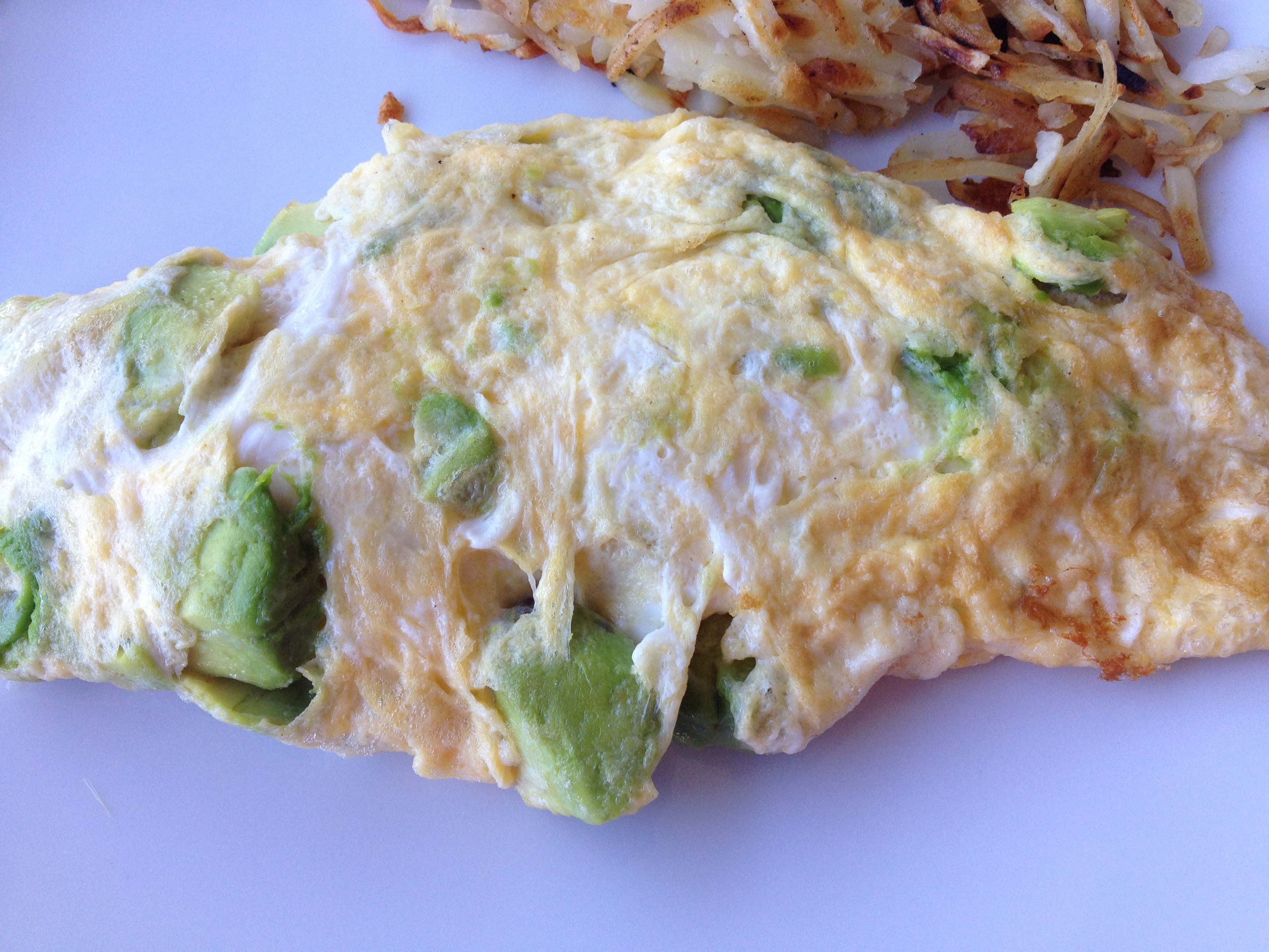 Inspiring Kitchen Puerto Vallarta Omelette Avocado