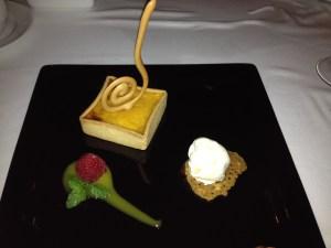 Inspiring kitchen Casa Velas Emilianos dessert
