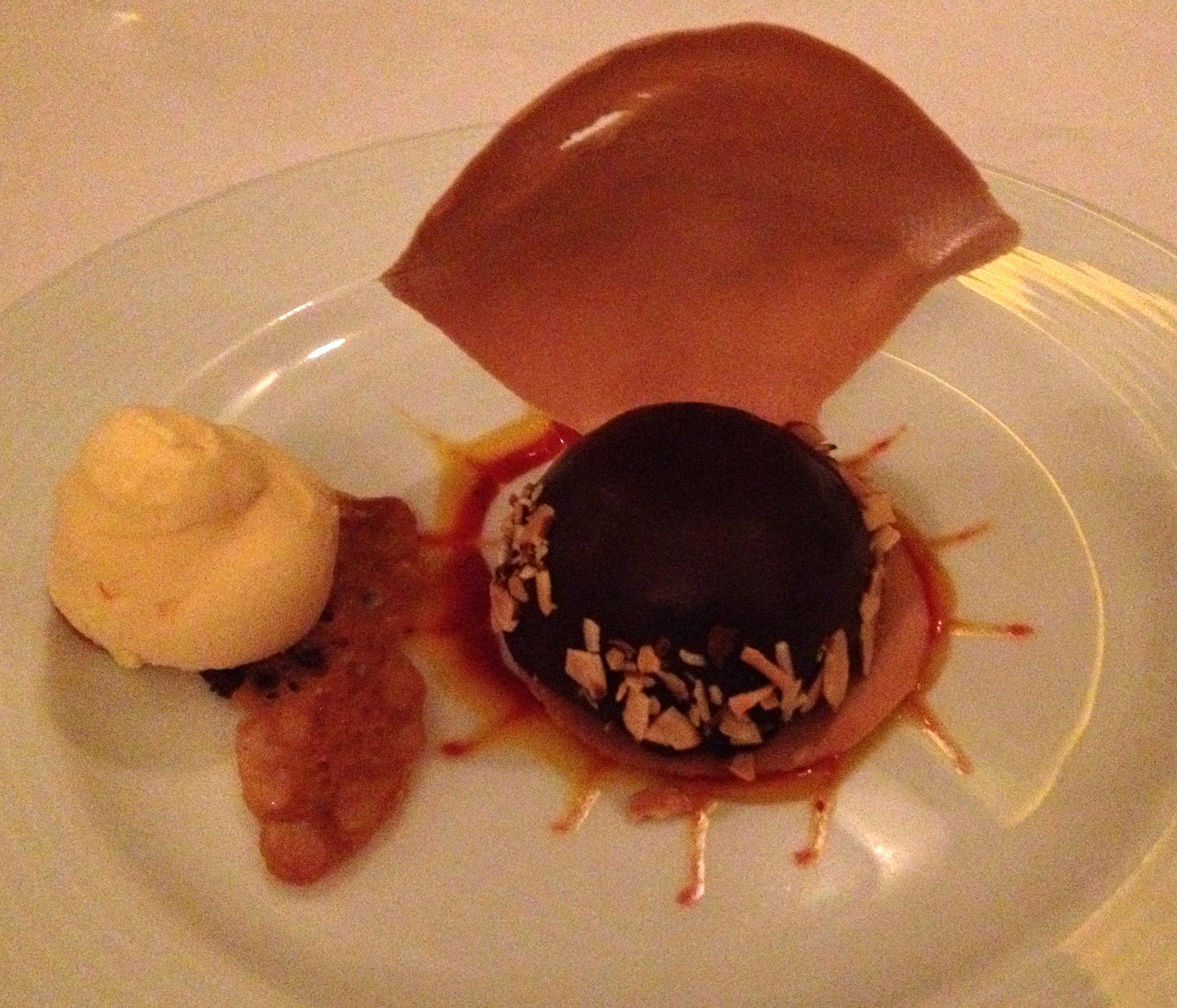 Inspiring Kitchen dining Mexico chocolate dessert casa velas