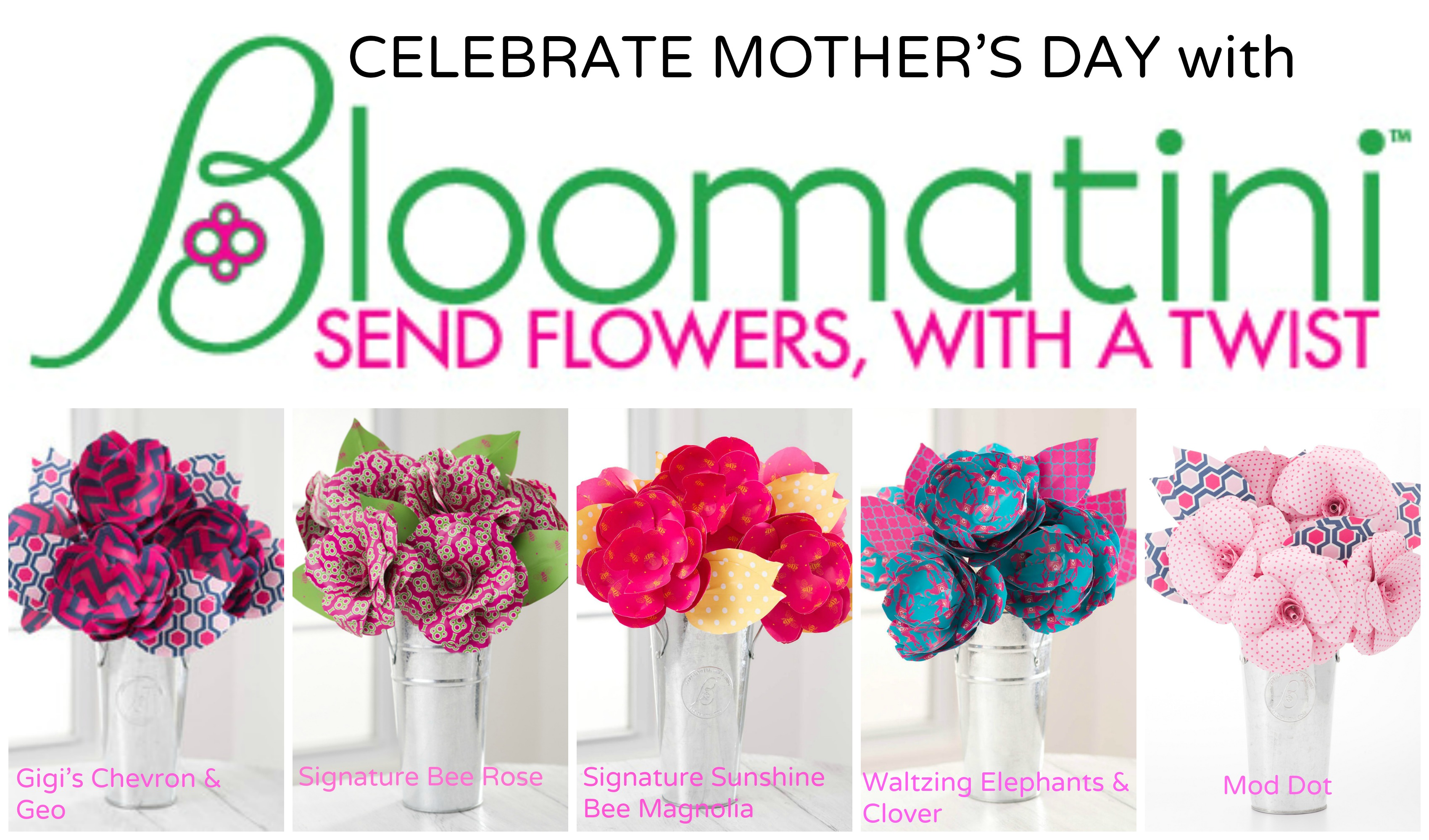 Inspiring Kitchen Mothers Day  Bloomatini