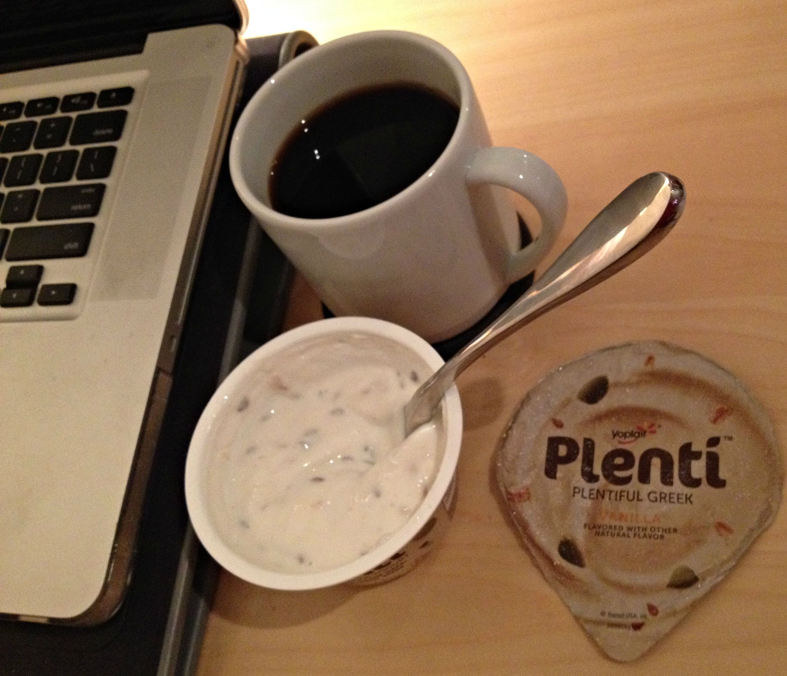 Inspiring Kitchen Plenti Greek Yogurt