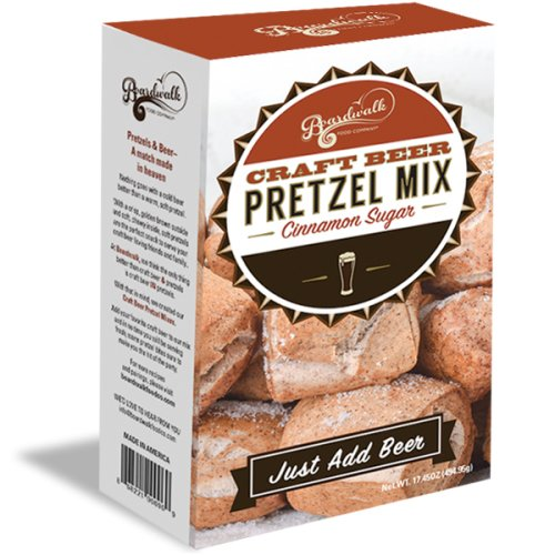 Inspiring Kitchen Boardwalk Pretzel Company Snacks