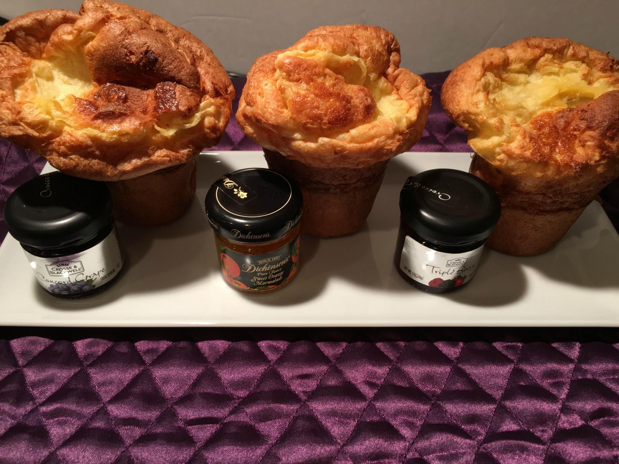 Inspiring Kitchen Comfort Foods Popovers