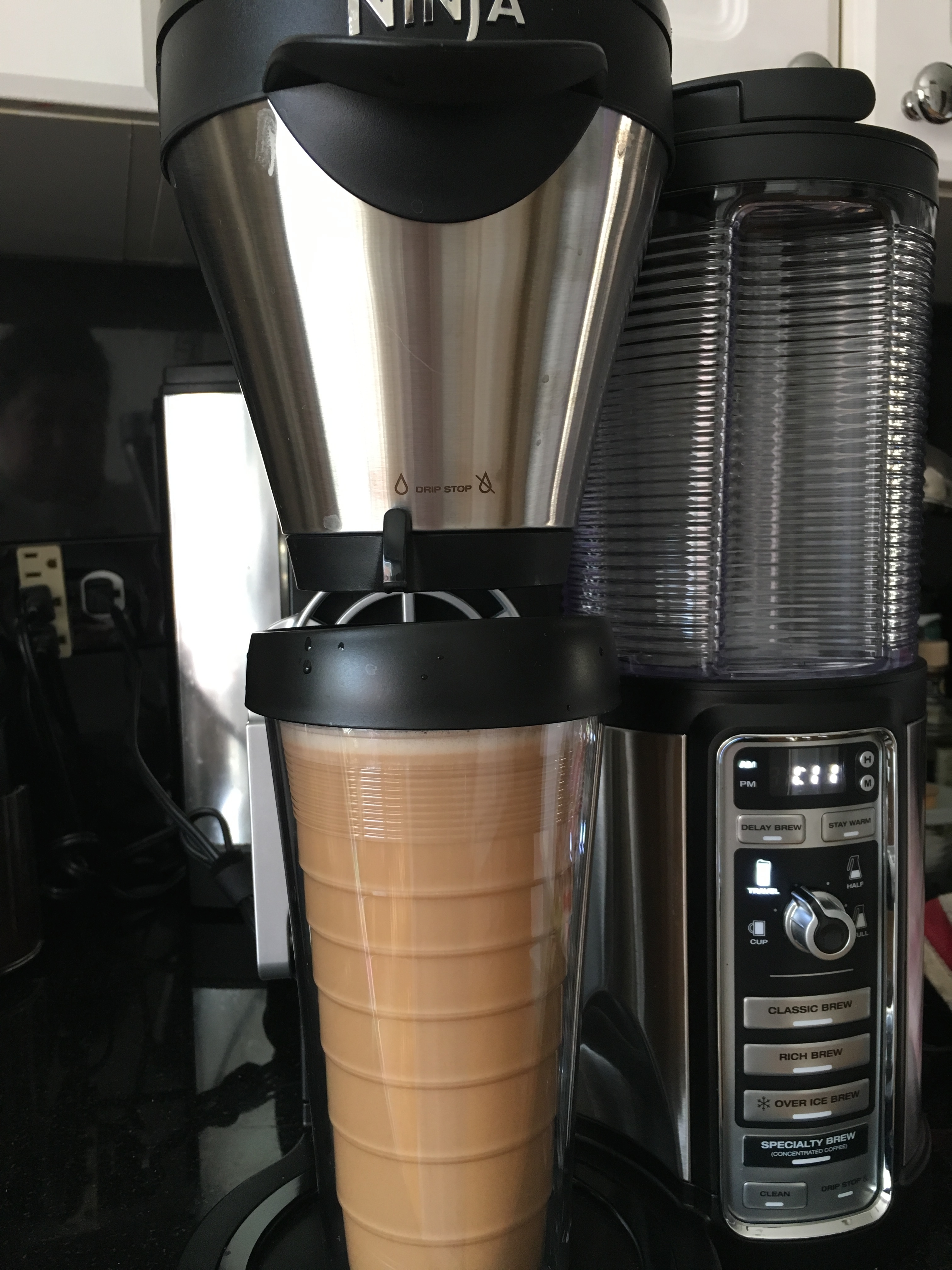 Inspiring Kitchen Ninja Coffee Bar