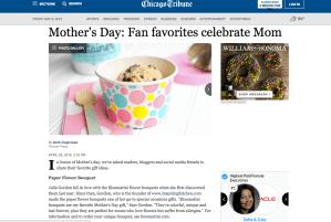 Press Chicago Tribune Inspiring Kitchen
