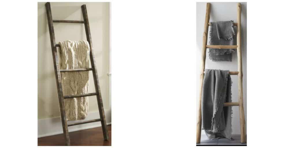 fall-decor-ladders-inspiring-kitchen