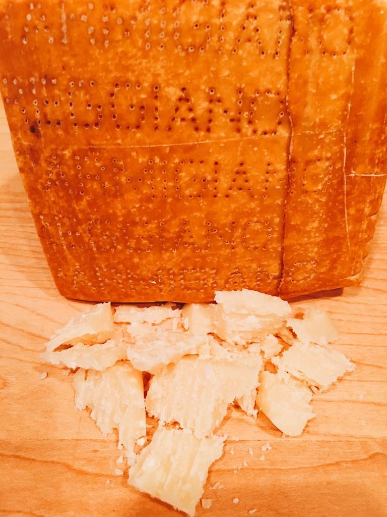 Understanding parmigiano reggiano