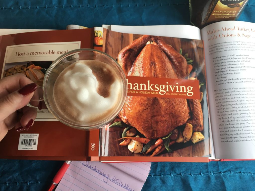 nescafe coffee mocha thanksgiving inspiring kitchen
