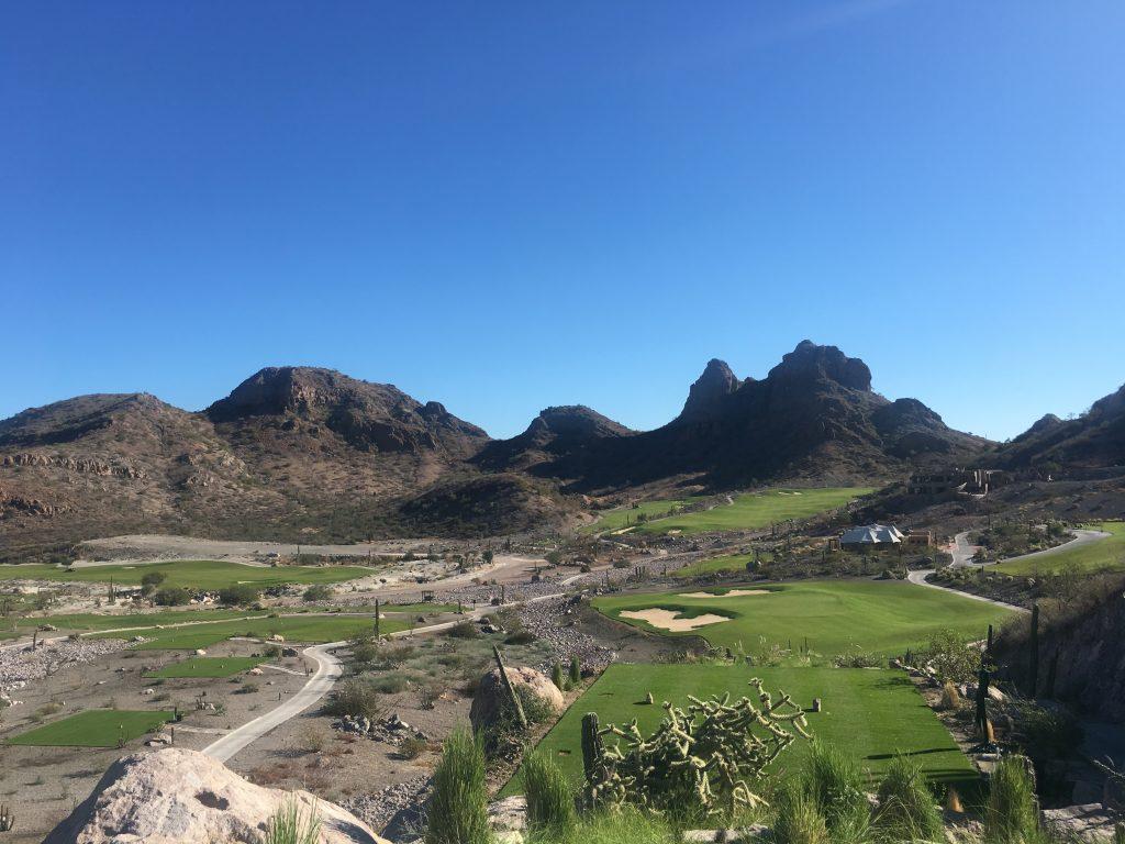Danzante Bay Golf Club: Where Golf Course Meets Nature