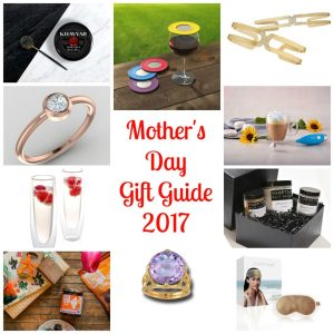 Mother's Day Gift Guide 2017: 10 Creative Ideas