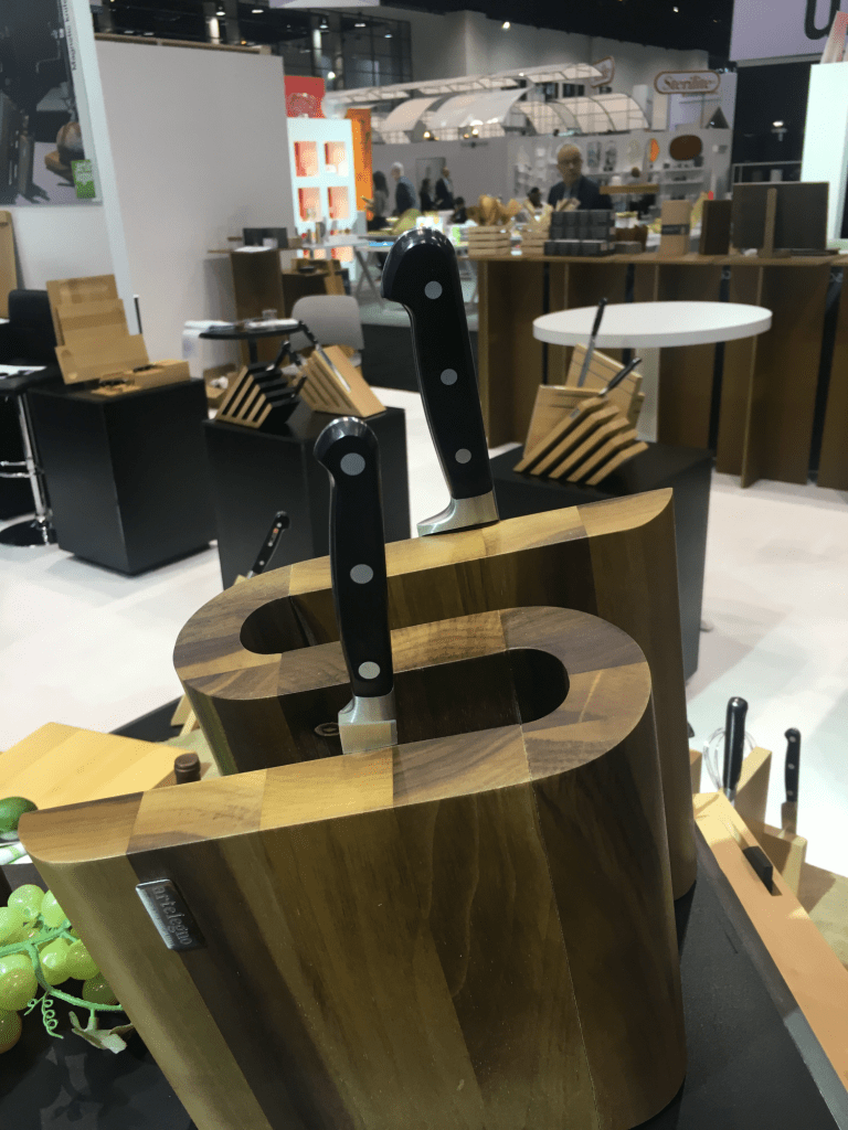Housewares show favorite finds Art Legne magnetic knife block