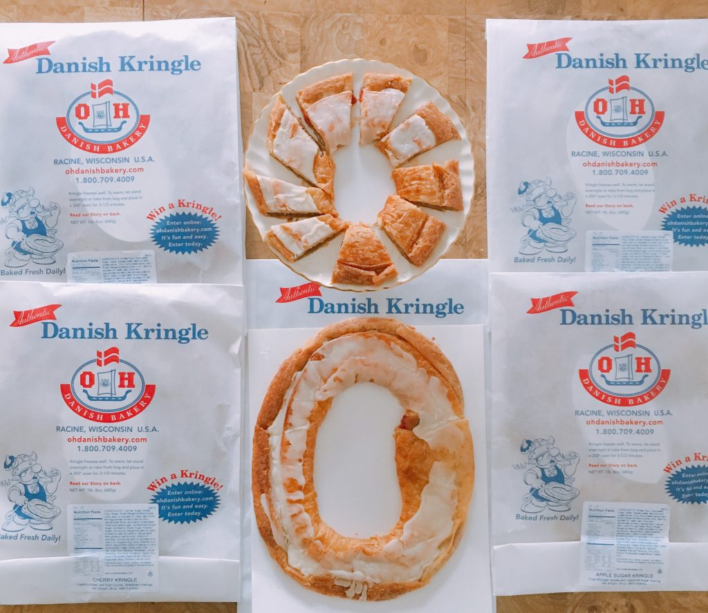 A Foodie's Day Trip to Milwaukee kringle
