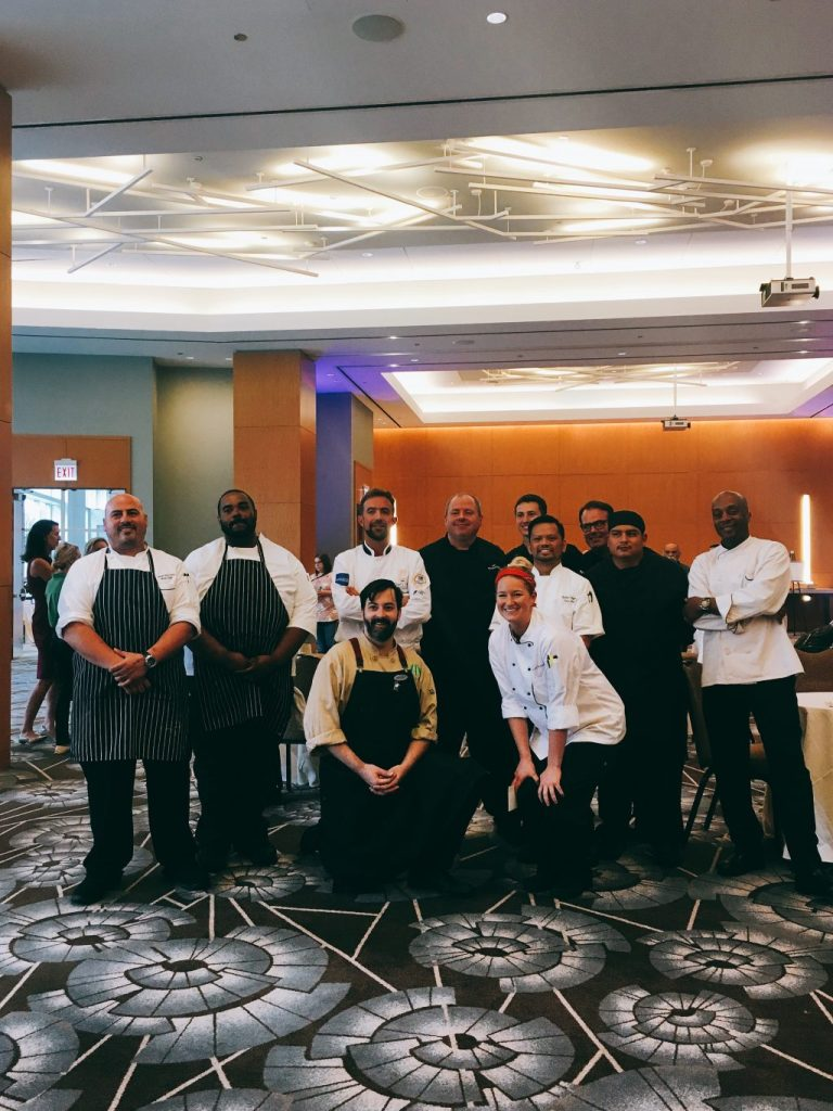 Hyatt Cooks Up The Good Taste Series Culinary Competition