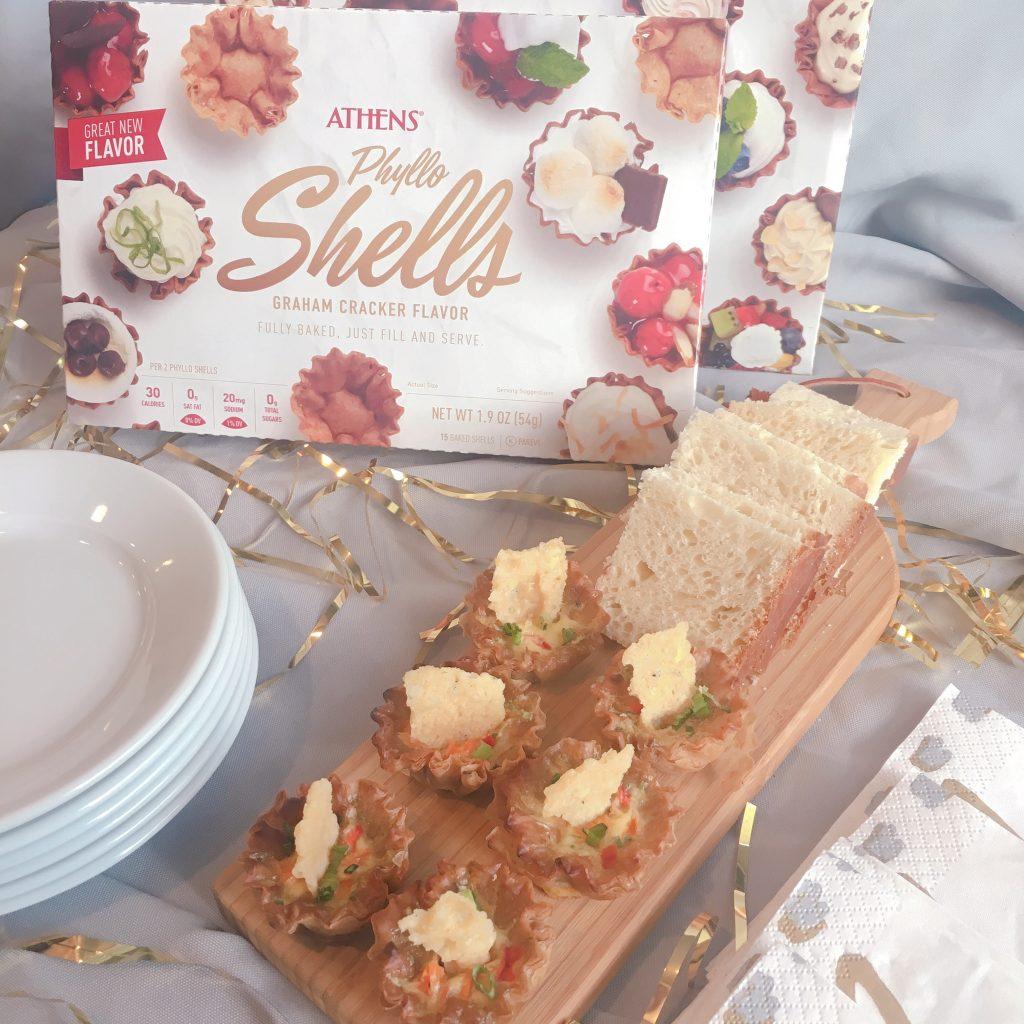 Athens Phyllo Shells Make Entertaining So Easy Brunch Egg Tart Frittata