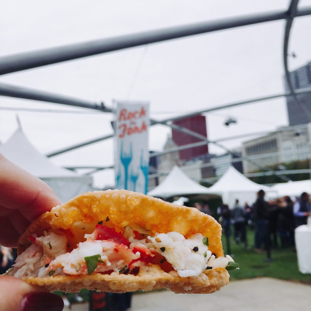 Highlights from Chicago's Premier Food and Wine Festival - Chicago Gourmet Joe's Seafood