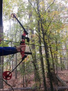 Ritz Carlton Reynolds Lake Oconee Linger sporting grounds archery