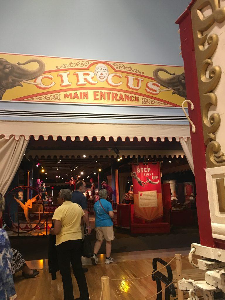 vacation Florida Gulf Coast Ringling Circus Museum