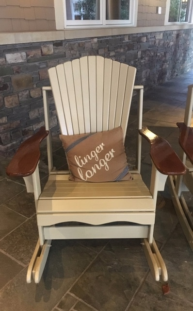 Reynolds Lake Oconee Linger Longer Rocker