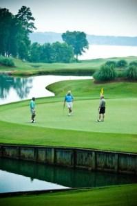 Reynolds Lake Oconee golf