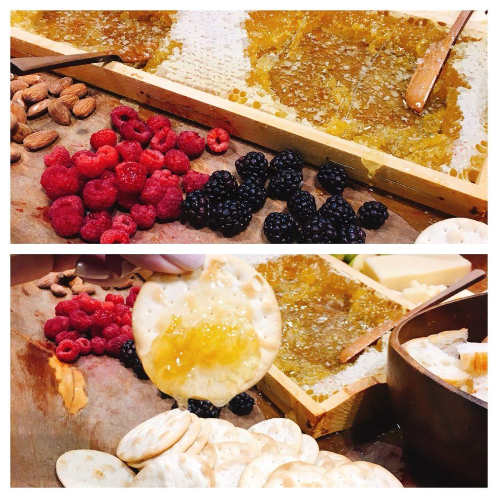 Savannah Bee Company honeycomb