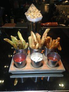 bourbon steak french fries