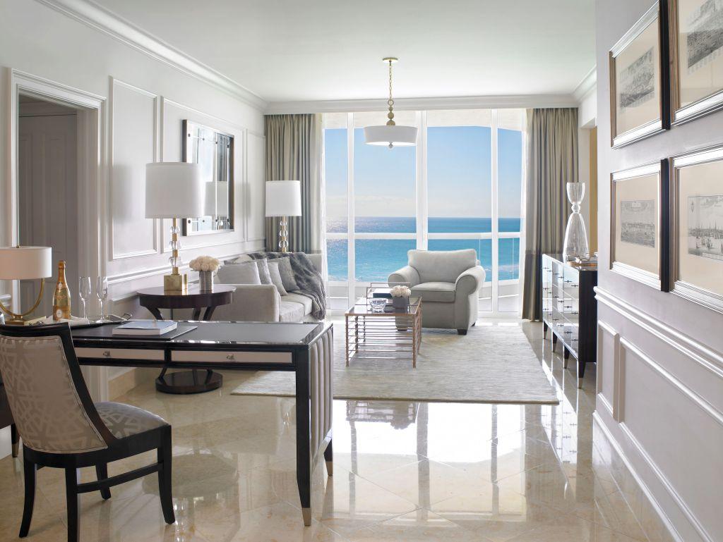 acqualina suite design