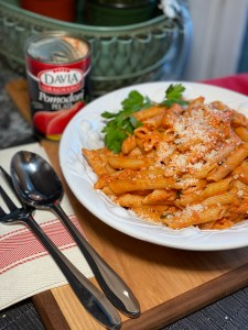 Penne alla vodka greatest tomatoes from europe