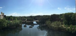 Fairmont Mayakoba resort panorama