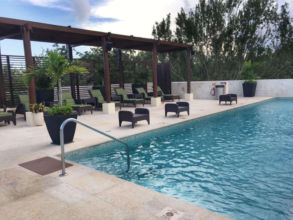 fairmont spa pools