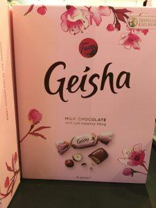 geisha fazer
