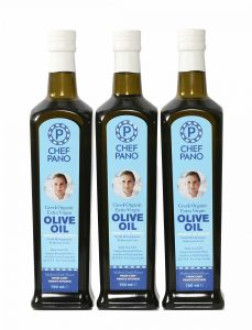 chef pano olive oil