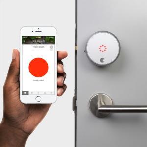 august digital lock smart home gift guide