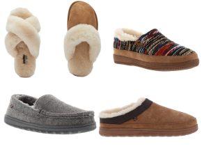 mens womens slippers