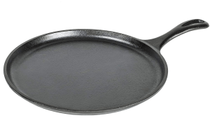 Lodge cast iron pre seasoned griddle