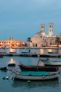 fishing village Puglia