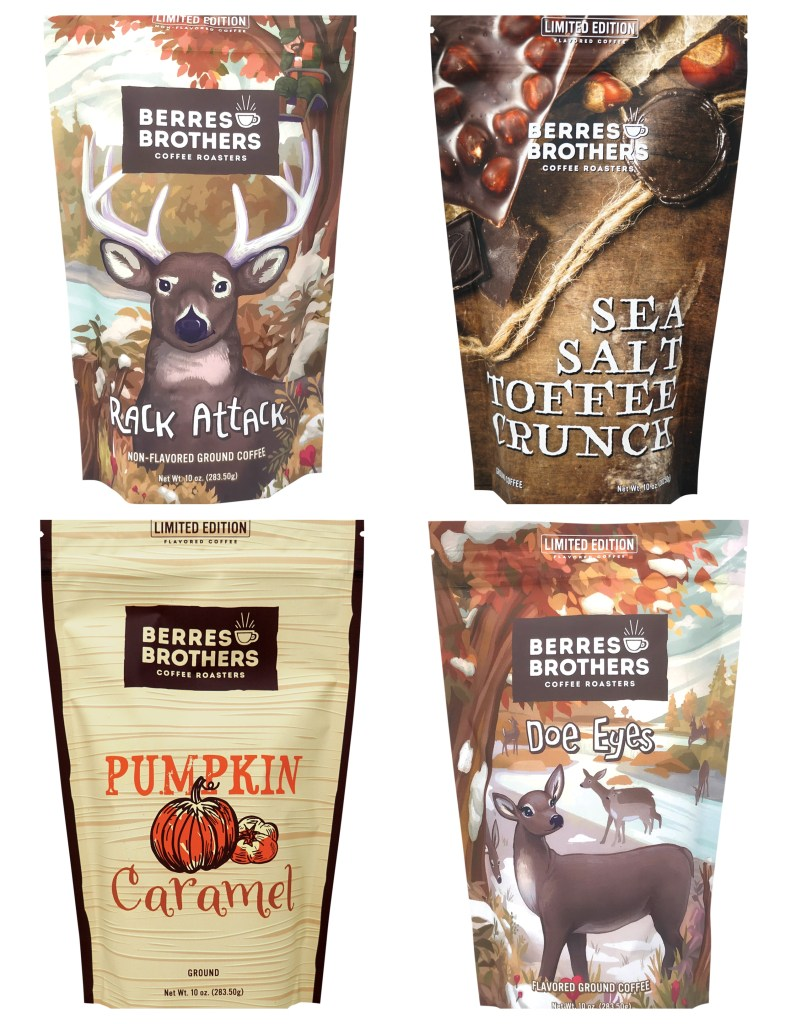 BERRES FLAVORED COFFEE