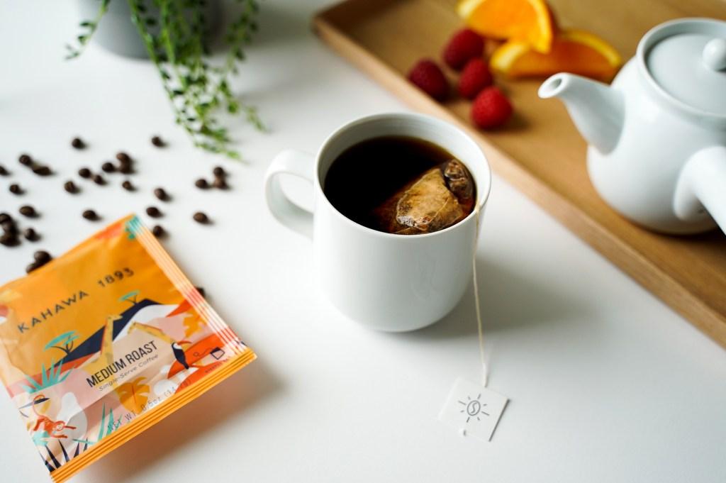 kahawa single serve coffee