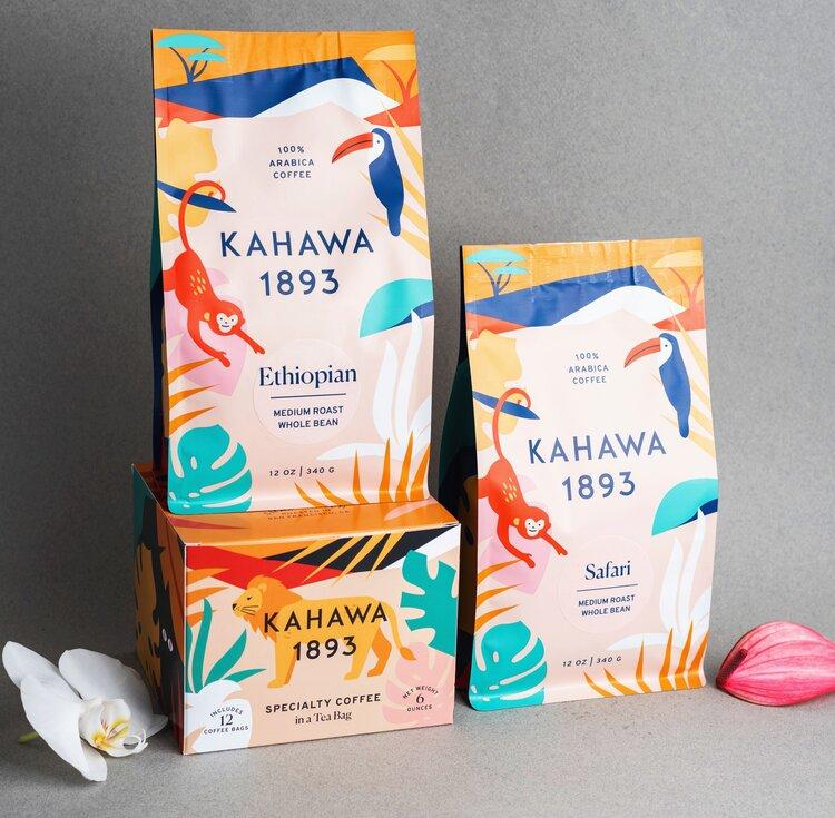 KAHAWA 1893 COFFEE