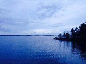Love - Beautiful Finnish Lake