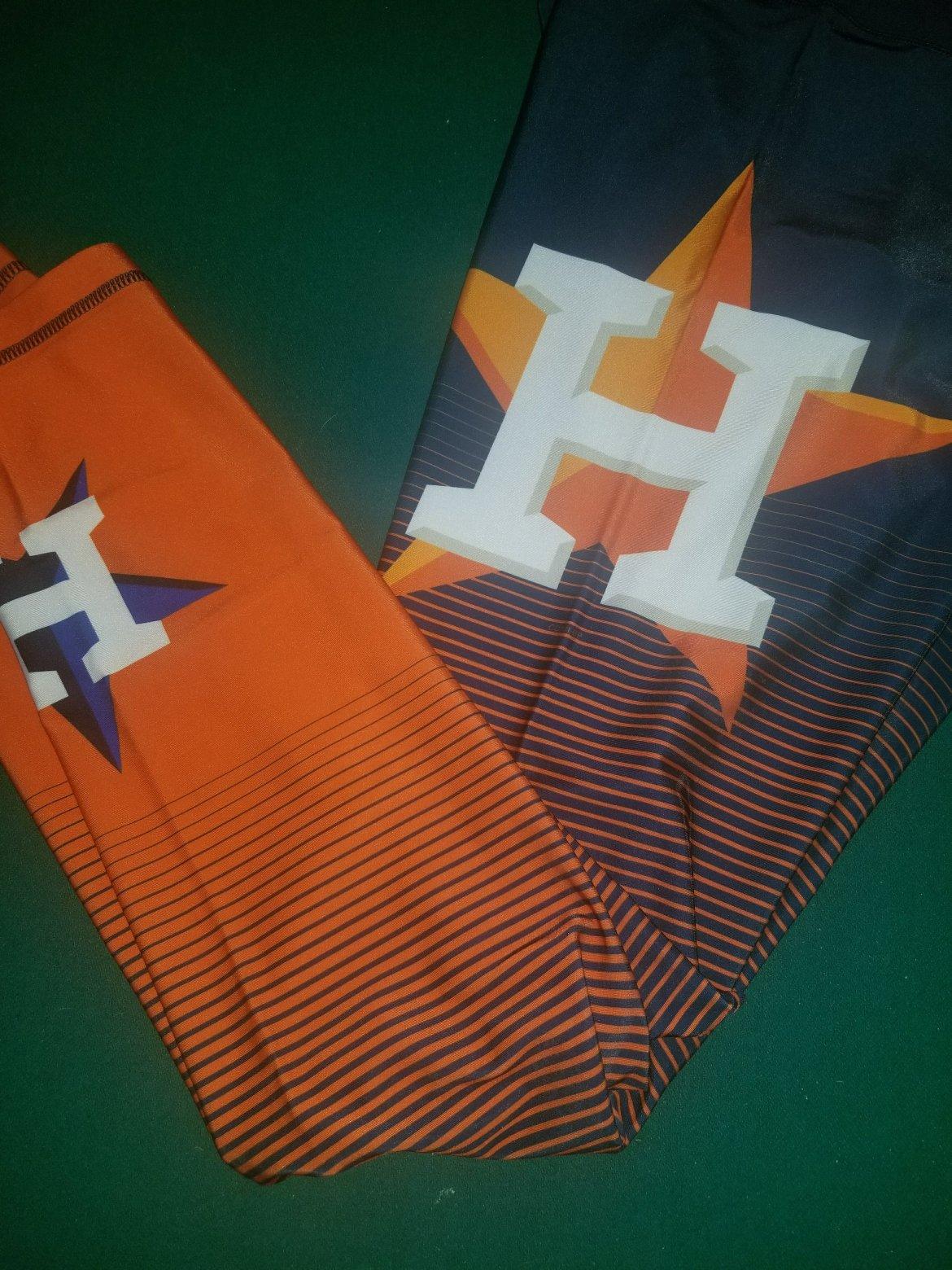 Houston Astros Leggings