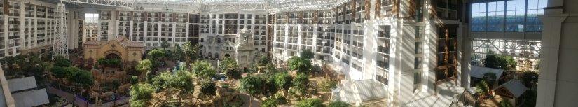 Visiting Gaylord Texas Resort