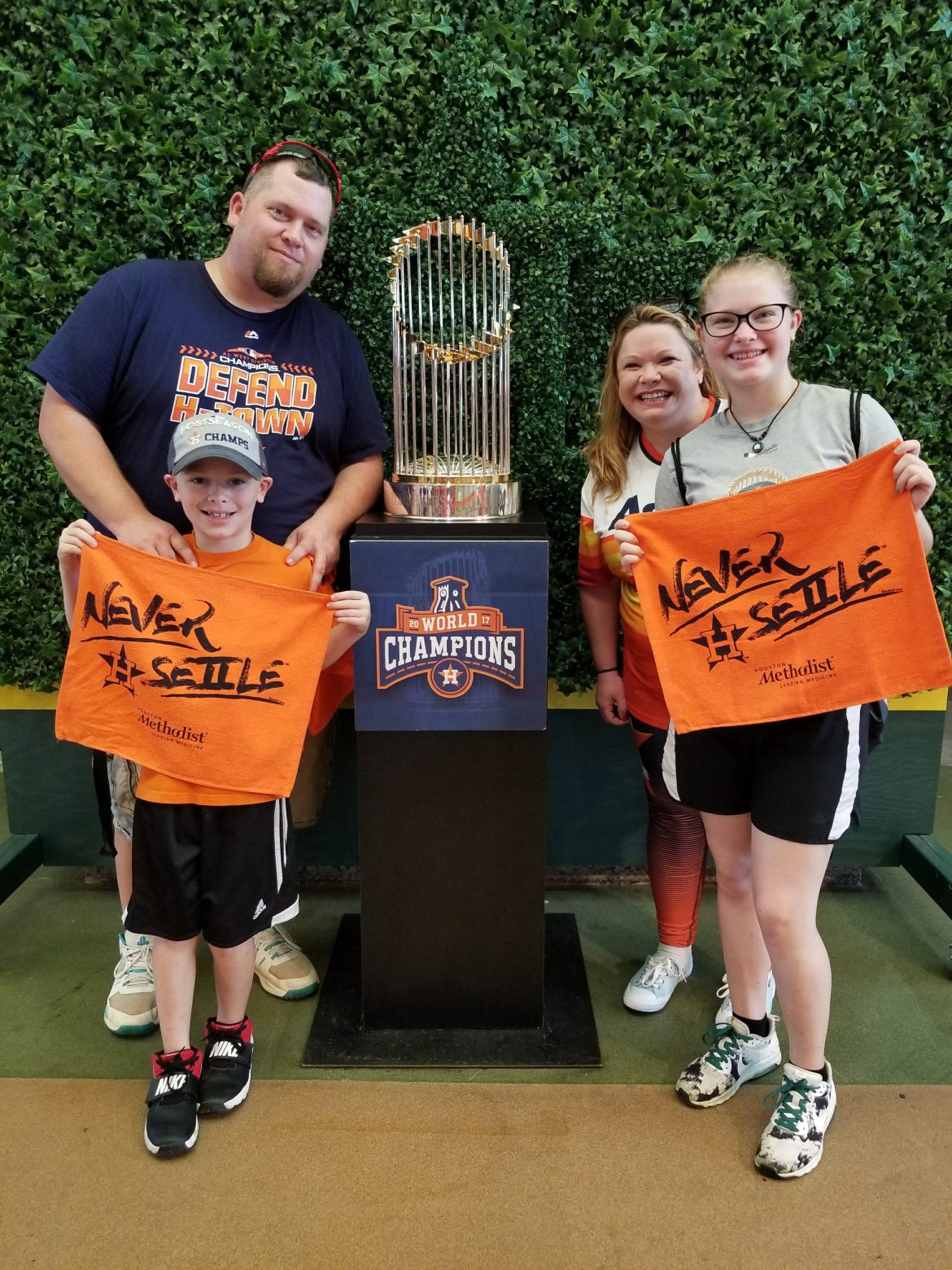 My Top Houston Astros Things and Moments + Gift Ideas For Astros Fans