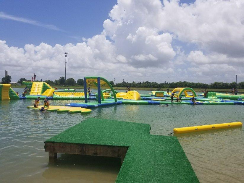 Houston's Family Fun WaterPark: Altitude H2O