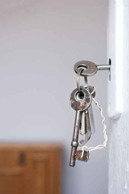 gray keys