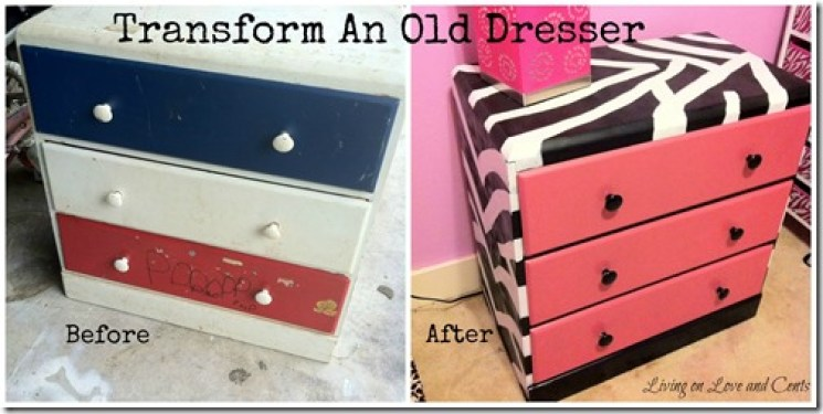 Transform A Dresser
