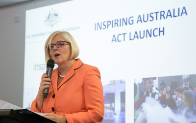 Inspiring the ACT Decision Makers!