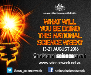 ACT National Science Week Seed Grants Open!