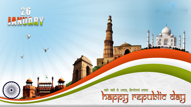 Happy republic Day Image for FB